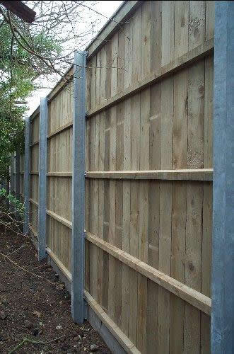 Acoustic Fencing And Noise Reducing Fences Made From