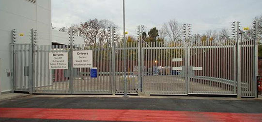 Herts security fencing