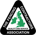 THE FENCING CONTRACTORS ASSOCIATION
