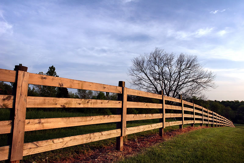 Timber Wooden Fencing Supply And Fencing Contractors
